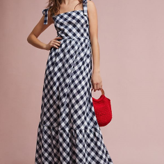 Anthropologie, Tiered Maxi Dress; $229
