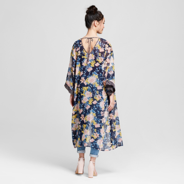 Super Affordable! - Target, Xhilaration Sheer Duster, $24.99