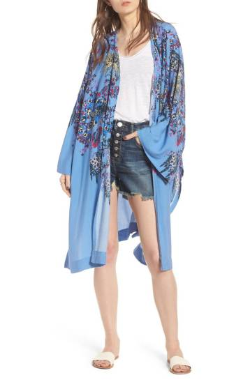 Nordstrom, Free People Duster; $98